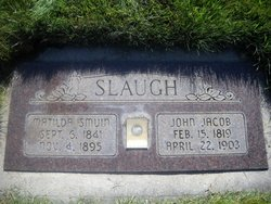 slaugh-john-jacob-matilda-smuin-headstone
