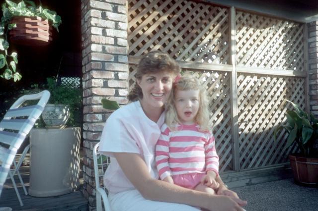 Laemmlen, Elsa Funeral, Family 1988 (4)