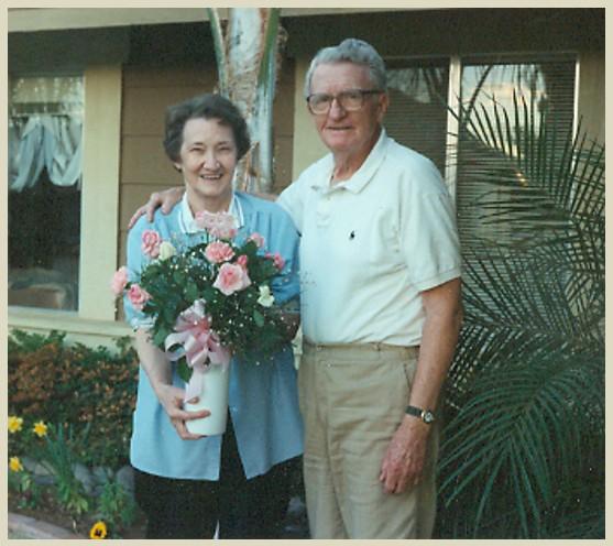 Lewis, John & Peggy 1990