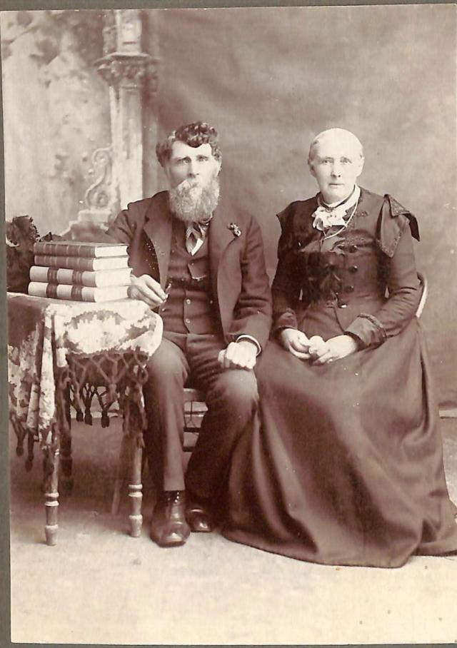 Hicks, George & Elizabeth (TT Converts UC)